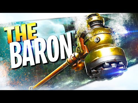 *THICC HAMMER* The Baron Worth Upgrading? | Pirate Event | Fortnite Save The World