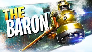 *THICC HAMMER* The Baron Worth Upgrading?   Pirate Event   Fortnite Save The World