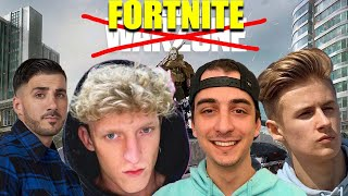 Cloakzy Symfuhny Nickmercs Tfue & More Are all BACK to Fortnite, but why..?