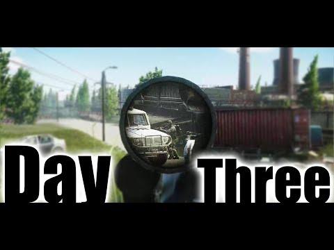 Escape From Tarkov - PSO GOD (Day Three)