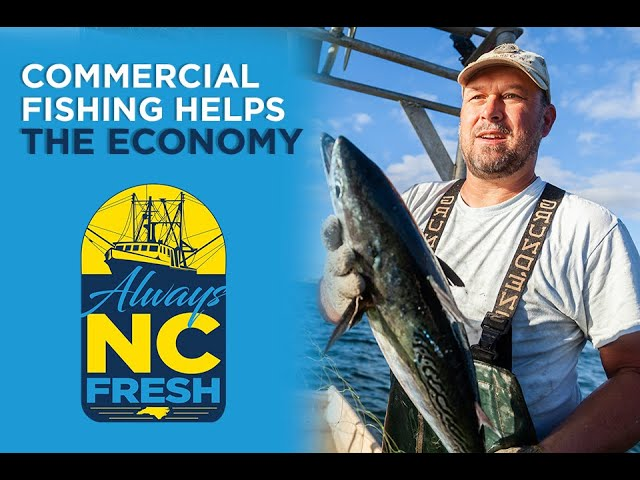 Commercial Fishing Helps the Economy