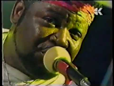 Buddy Miles/ Randy Hansen- March, 1997