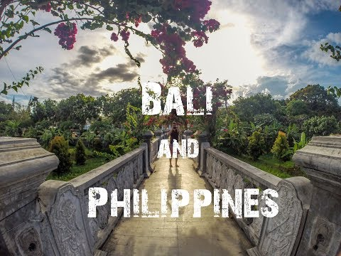 Traveling Bali and Philippines