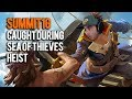Sea of Thieves | Summit1G getting CAUGHT during New Year heist