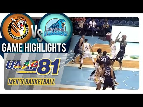 UAAP 81 MB: UST vs. AdU | Game Highlights | November 7, 2018