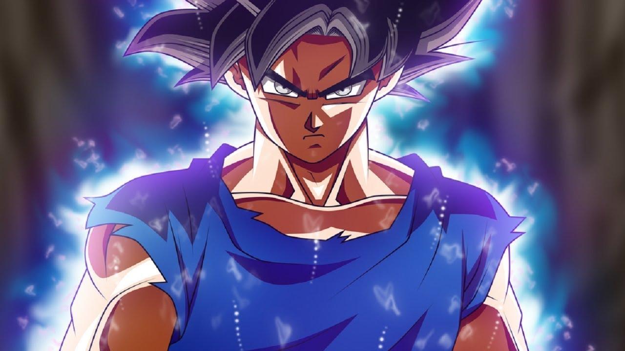 Goku's Strongest Form - YouTube