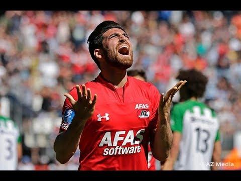Goals AZ - PEC Zwolle