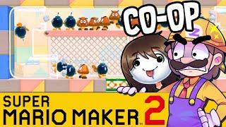 Zählen mit Manuel | SUPER MARIO MAKER 2 Coop