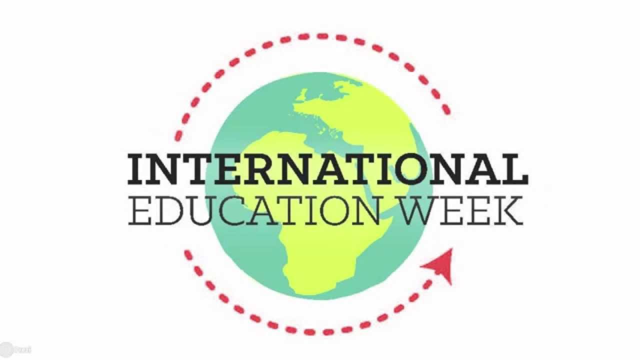 International Education Week & Generation Study Abroad - YouTube