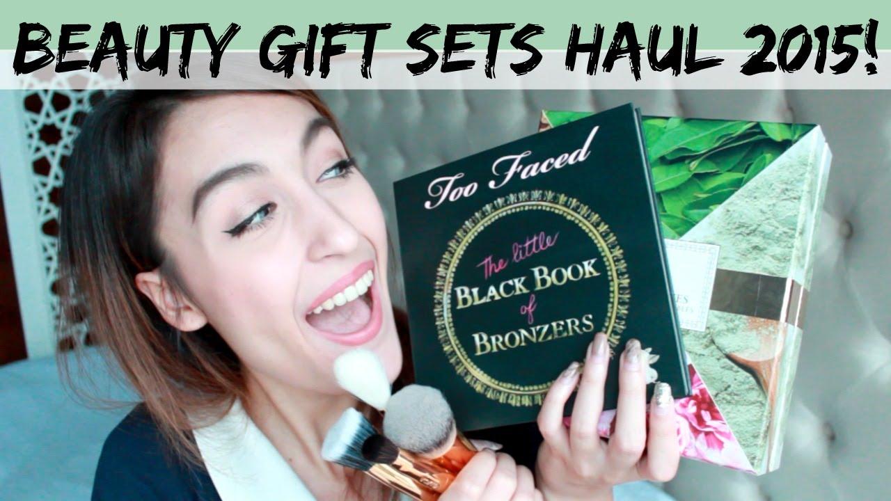 Sephora Black Friday 2015 >> Haul เห่อ   ของขวัญ Christmas & New Years Beauty Gift Sets from Sephora on Black Friday 2015 ...