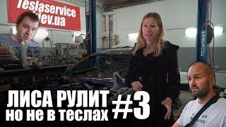 Тесла Лисы,или как правильно склеить Model S)