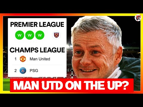 Solskjaer's Master PLAN: Are Man Utd Succeeding?
