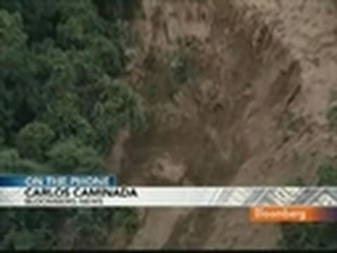 Brazil Mudslides, Floods Kill 379 in Rio, Sao Paulo