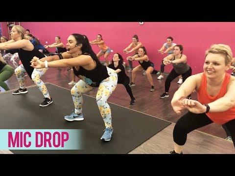 BTS (방탄소년단) - MIC Drop (Dance Fitness with Jessica)