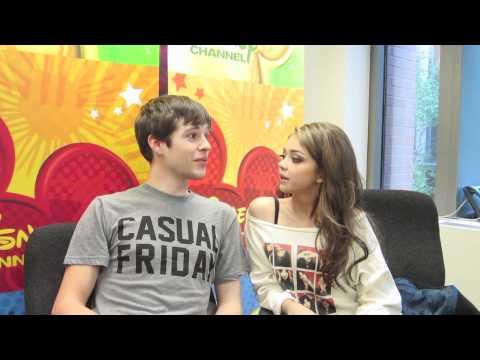 Sarah Hyland and Matt Prokop's Valentine's Nightmare!