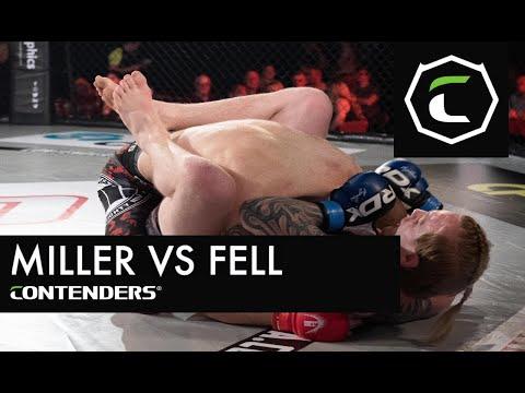 Lee Miller Vs Jimmy Fell - Contenders #26