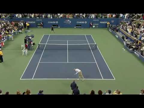 2009 US Open: Djokovic vs. McEnroe -- You Cannot Be Serious!