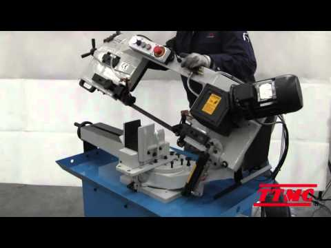 "9"" Metal Cutting Band Saw BS-912GDR"