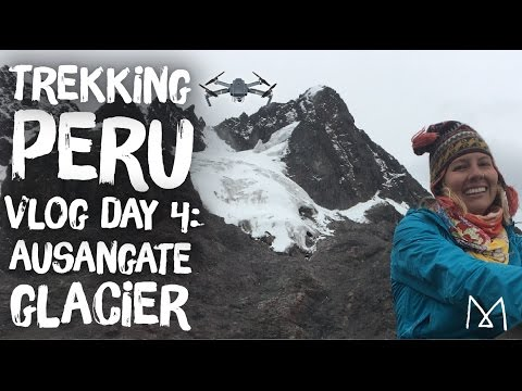 Peru Travel Vlog Day 4: Ausangate Glacier Trek