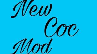 New Coc Mod Apk 2017