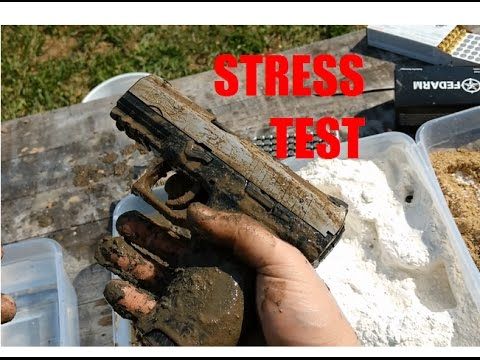 Walther PPX 9mm Stress Test: The Gauntlet
