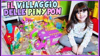 CREIAMO IL VILLAGGIO DELLE PINY PON!!
