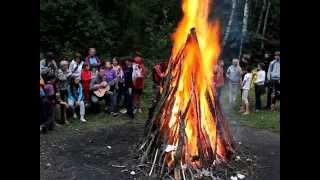 "Группа ""Краски"" - Летняя песня (NEW 2014)"