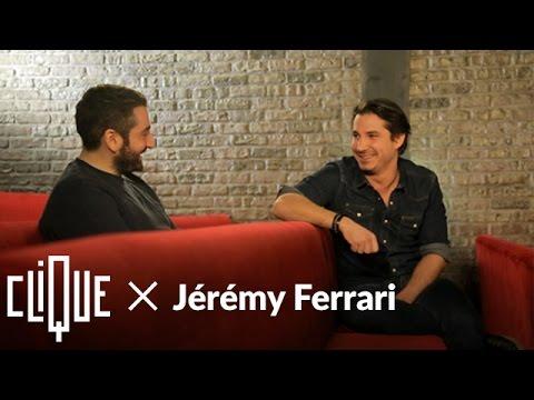Clique x Jérémy Ferrari