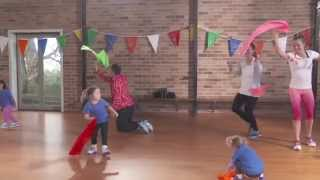 BORN TO MOVE | 2-3 years | Educational Video