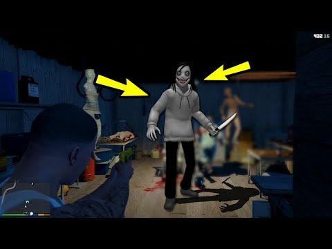 Я нашёл дом Серийного Убийцы в GTA 5...  Вы Будете В ШОКЕ...????