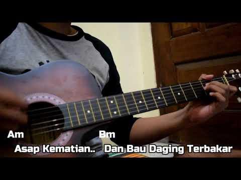 Tutorial Gitar Iwan Fals Celoteh Camar Tolol Dan Cemar