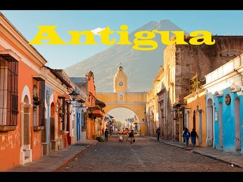 Guatemala! Exploring Antigua for the first time!