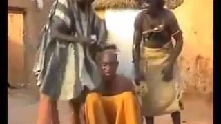 Так лечат гайморит в Африке