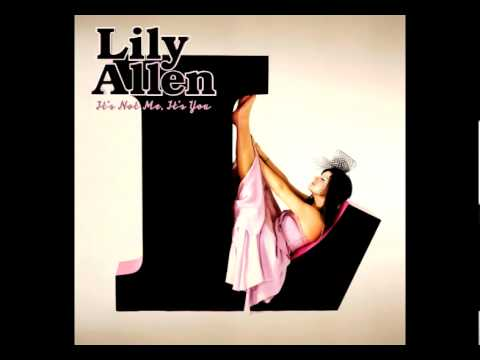 Lily Allen - Chinese - It's Not Me, It's You