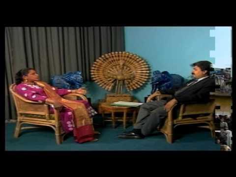 Rubaru: old interview Mayawati with Rajeev Shukla (part 1)