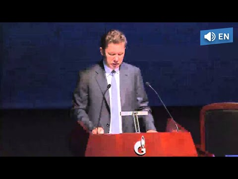 Keynote Statement By Alexey Miller, Chairman Of Gazprom Management Committee (June 26, 2015)