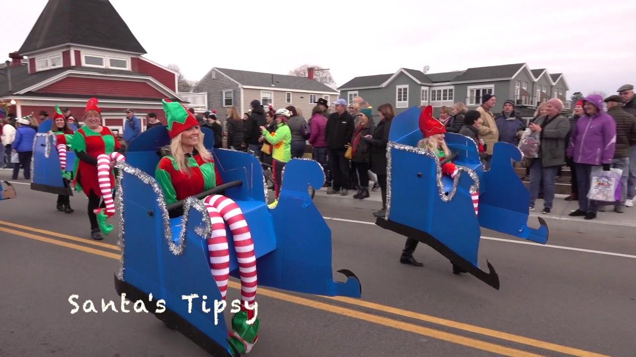 Kennebunkport Christmas Prelude 2019.Kennebunkport Christmas Prelude Hat Parade 2017