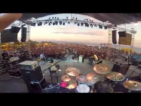Melis Danişmend - Herşey Normal Final (Zeytinli Rock Fest 2015)