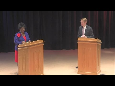 US Senate debate