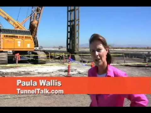 Bay Tunnel groundbreaking starts off construction