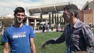 Putevima Sporta (5) - Novak Đoković i Teniska Elita ekskluzivno za Sport Klub | SPORT KLUB TENIS