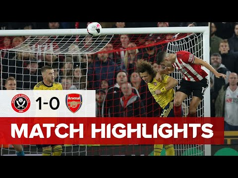 Sheffield United 1-0 Arsenal | Premier League Highlights