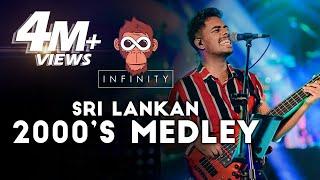 Sri Lankan 2000's Medley - Infinity live at Interflash 2020
