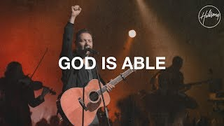 our god is able hillsong