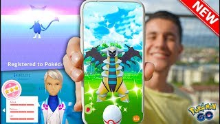 THE NEW SHINY LEGENDARY EVENT IN POKÉMON GO!