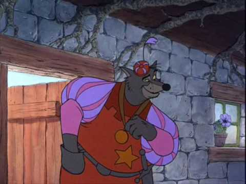 Disney Robin Hood Festa Di Compleanno Youtube