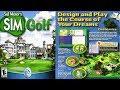 Sid Meier's Sim Golf (2002) Gameplay Sample 【HD】 Longplays Land