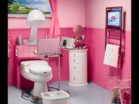 Jogos de decorar a casa de banho youtube for Casas para decorar