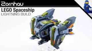 Advanced LEGO Lightning Build: Zornhau (speed build)