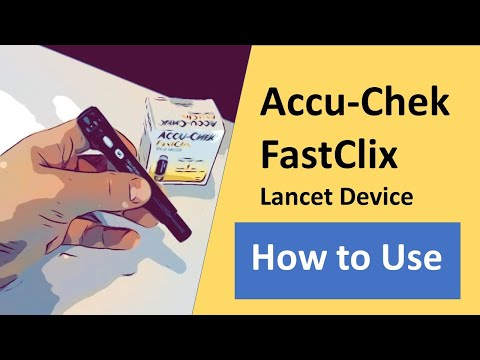 accu-chek-fastclix-lancet-device-how-to-use